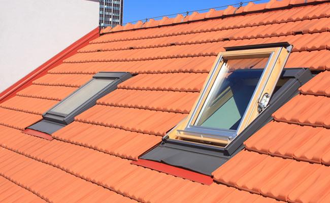 Pose fenêtres de toit (velux)